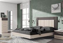 Dormitorios / Master Bedroom / #dormitorios #master #bedroom #bed #wardrobe #furniture #decoration #armario #vestidor #cabecero #cama  www.exojo.com