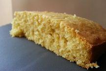 gâteau amandes