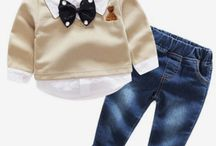 Casual wear toddler boy