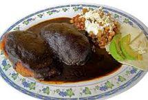Mexican Mole Rojo recipes
