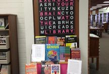 Library Displays / by Jessica Batten