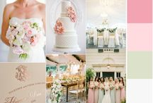 Wedding Inspiration Boards / Wedding inspiration design boards for weddings created by The Graceful Host for real weddings