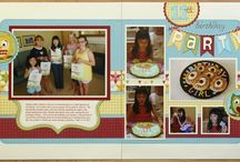 Scrapbook - Double Pages