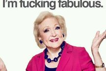 *The* Betty White / by Laura K.