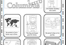 Columbus Day / Youtube, books, recipes, crafts etc. to help us teach and celebrate Columbus Day