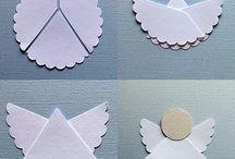 enkeli paperista
