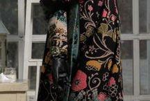 Crochet jaquets