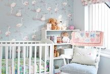 Children's Bedroom Decor Ideas / Create a creative and inspiring environment for your littles ones to learn and grow in