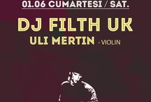 DJ FILTH UK - Club Flyers / DJ FILTH UK - Flyers