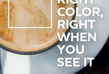 Frothy Monkey Colors / So you liked the color of your latte, huh? Shop the Glidden colors of Frothy Monkey using these pins.