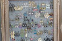 Earring displays
