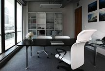 Fully furnished and wired private office.