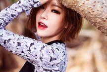 Son Ga In (Brown Eyed Girls)