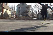 Skateboarding Playlists