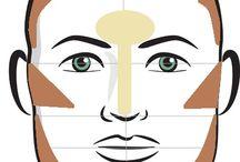 contour for square face