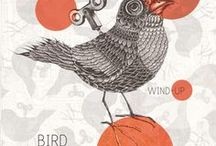 Wind Up Bird Tattoo