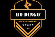 Logotyp K9 Dingo