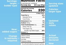 Updated Nutrition Facts Label / FDA set a compliance date of July 26, 2018, for the updated Nutrition Facts label for major companies. Commissioner Gottlieb announced September 14, 2017, that the updated label will be delayed 18 months. Food industry trade groups have launched a fierce campaign to delay it until May 2021. This board features packaged food products that are already displaying the new label. FDA had estimated $78 billion in consumer benefits over 20 years from the new label with the 2018 compliance date.