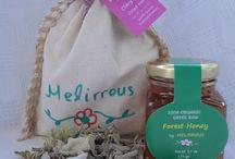 Honey Raw & Dried Herbs