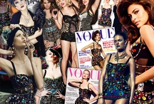 Fashion mood boards....Looks of the moment.