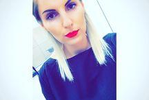 Selfi / My face my hair my make up
