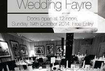 Wedding Fayre 19th October 2014 / Join us and start planning your perfect day, with over 20 exhibitors confirmed providing services for all areas of a wedding:  Bridal houses and Grooms wear  Cakes and delights  Entertainment  Filming   Flowers  Photography  Stationary  Spa and Make Up  plus much more    / by Hard Days Night Hotel, Liverpool. UK