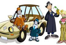 Nosztalgia: Televíziós rajzfilmsorozatok