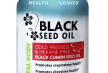Black Seed Oil Softgels / Respiratory and Digestive Health