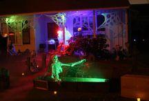 Haunted House / Wildfire UV Black light effect