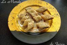 Rezepte arabische Süßigkeiten