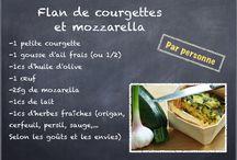 Flan legumes