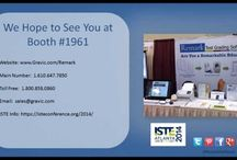 ISTE 2014 - Gravic, Inc. - Remark Software's booth #1961 / Exhibiting at the 2014 ISTE conference in Atlanta, GA