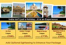 Exotic Indian Holidays