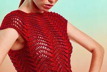 Crochet top +