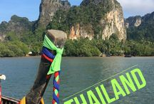 Travel Thailand / Collection of pins about #Thailand