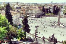 ECOCARROZZA / Roma piazza del popolo