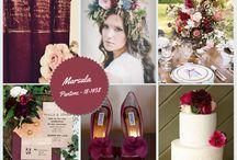2017 wedding trends / wedding trends colours  2016