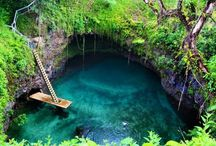 Waterfalls, Cenotes & Oceans