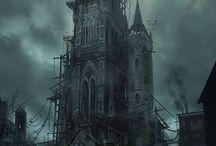 arquitectura victoriana/gotica