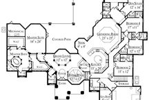 Floor plans and houses