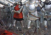 Arms/Armor First Half 15th Century