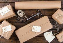 Geschenke kreativ zu Weihnachten verpacken