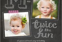 twins christening