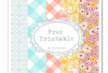 Pretty Little Printables / by Brittany Cascio