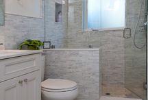 Banheiro dos hospedes