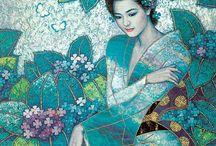 Oriental-Painting / 동양화