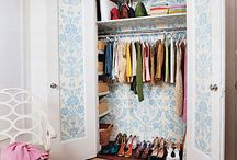 closets / by Shannon Luehrs