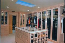 Custom Closets / Our Southern Stone Cabinetry custom closets