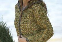 Crochet - Jacket