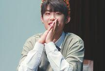 Wanna One Park Woojin